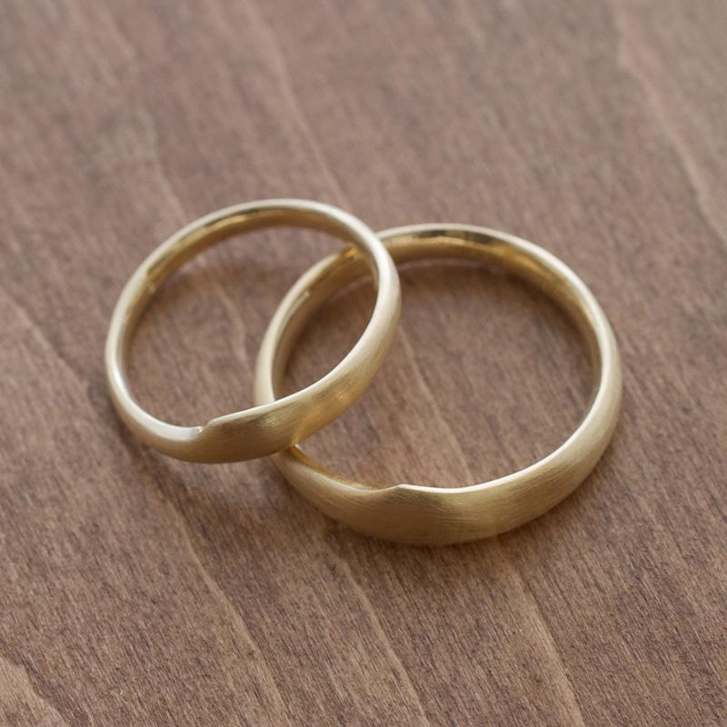 Wave | Wedding Rings