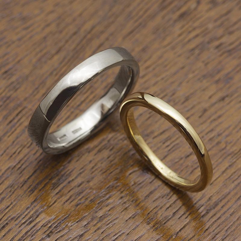Gentle | Wedding Rings