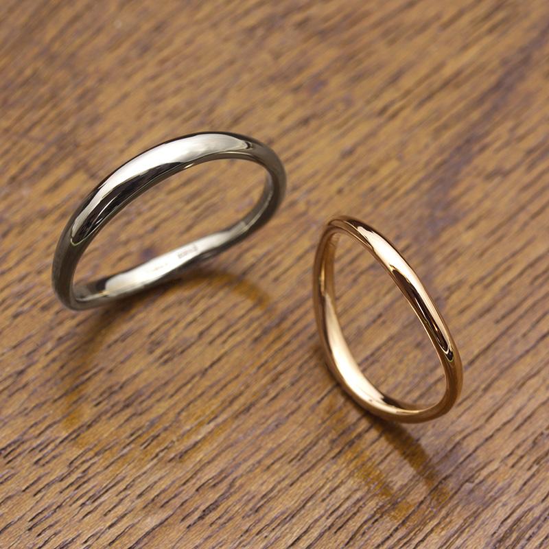 Ripple | Wedding Rings